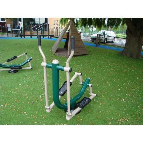 e71855b9041a Steel Cross Trainer Green Gym Equipment, Rs 25500 /unit, MTC ...