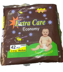 Cotton Disposable Diaper, Size: Medium, Packaging Size: M-46
