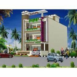 Living Room Interior Building Planning Service, in Jaipur, Rajasthan