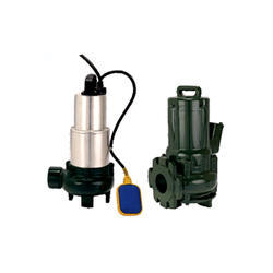 CRI submersible sewage pump