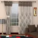 Designer Jacquard Curtain Fabric