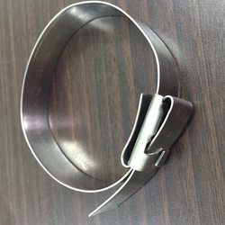 Stainless Steel Clamp with Buckle