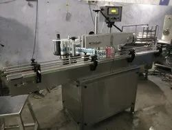 Square Bottle Wrap Around Labeling Machine