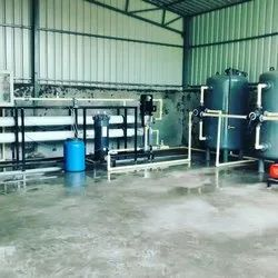 iPOTTER FRP Industrial Reverse Osmosis System More Than 1 MLD, Automation Grade: Automatic