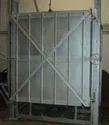 Knackwell Mild Steel Shell Baking Furnace, Industrial