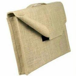 Plain Innovana Impex Jute Conference Folder Bags