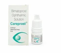 Careprost Bimatoprost Ophthalmic Eye Drops