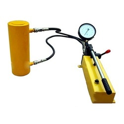 Hand Operated Hydraulic Cylinder