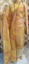 Dupion Marble Silk Suit Materials