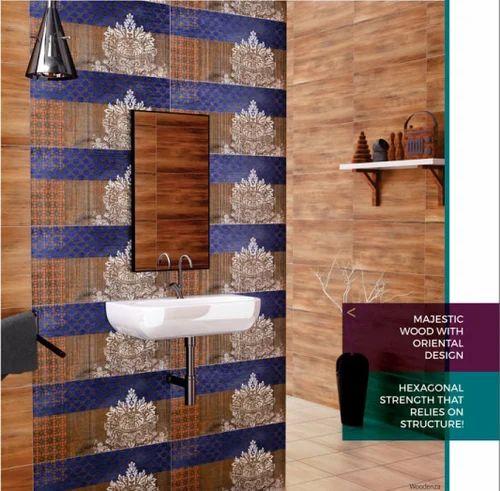 Digital Bathroom Wall Tiles   Designer Wall Tiles Manufacturer From Morbi