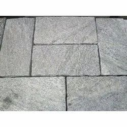 Grey Slab Paving Granite Stone, Thickness: 20-25 mm, for Flooring