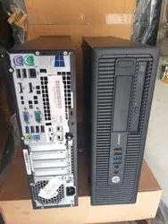 i5 Hp Desktop Computer, Windows 8 Licence, Model Name/Number: 800 G1