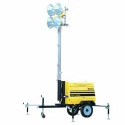 Rental Mobile Lighting Towers Service