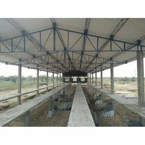 Layer Poultry Farm, Cage