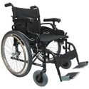 Aurora Four Wheel Wheelchair