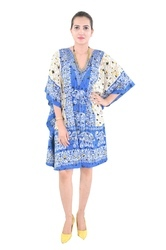 3/4th Sleeves Ladies Kaftan