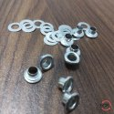 No. 200 Aluminum Eyelets & Washers Polished