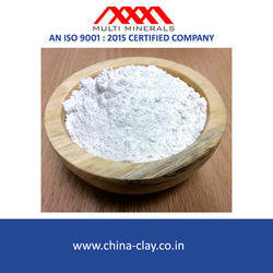 Pharmaceutical Grade China Clay Powder