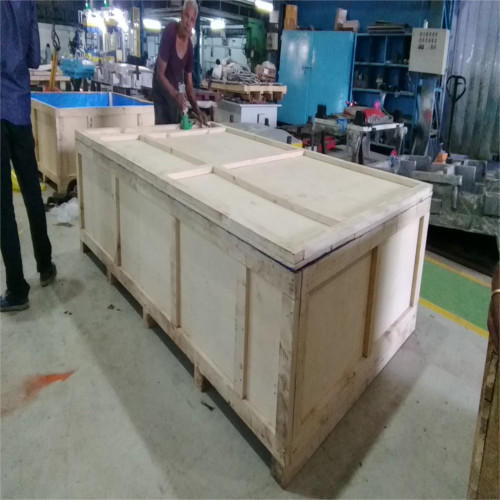 Plywood Boxes, Usage : Commercial Packaging