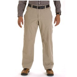 Casual Cotton Mens Formal Trousers, Machine wash