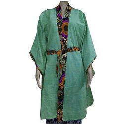 Cotton Printed Bathrobe Gown