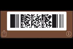 QR Label Paper