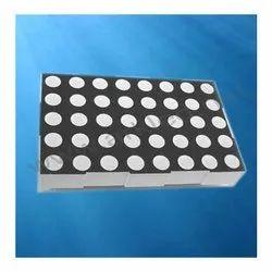 3 Inch 5x8 Dot Matrix Display