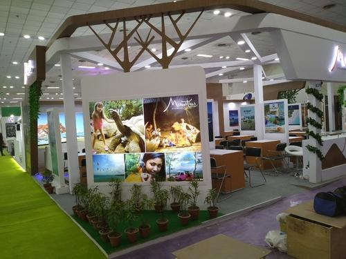 Exhibition Stall Makers : Manufacturer of furnitures makers exhibition expo stall maker by