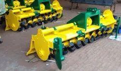 Tractor Rotavator Multi Speed 9 FT Kuber- 949, Warranty: 1 Year