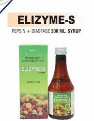 Pepsin & Diastase 200 Ml Syrup