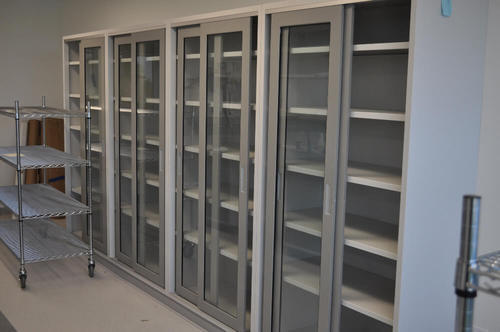 Lab Storage Cabinet Photo
