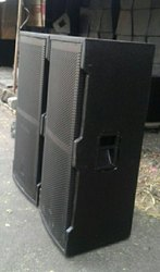Top Dual 15 Speakers Cabinet