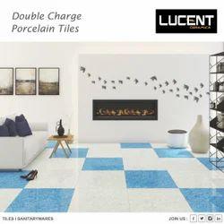 Double Loaded Vitrified Tiles