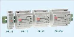 Class II Type Step Shape DIN Rail Power Supply