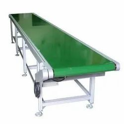 Flat PVC Belt Conveyor