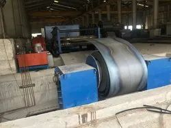 HR Plate Cut To Length Line