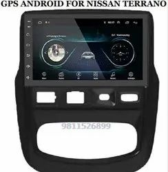 Nissan Terrano Android Player