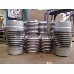 Stainless Steel Single Axial Bellow