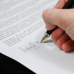 Corporate Online Legal Document Notarisation Service