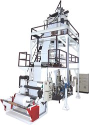Two Extruder Three Layer Blown Film Plant