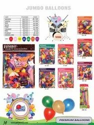 GB Sports Jinni Jumbo Latex Party Balloons