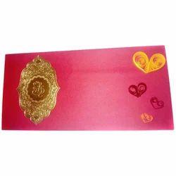Varies Paper New Year Greeting Card Envelope