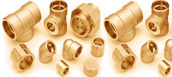 Cupro Nickel Pipe Fittings