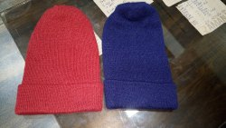 Woolen School Uniform Caps