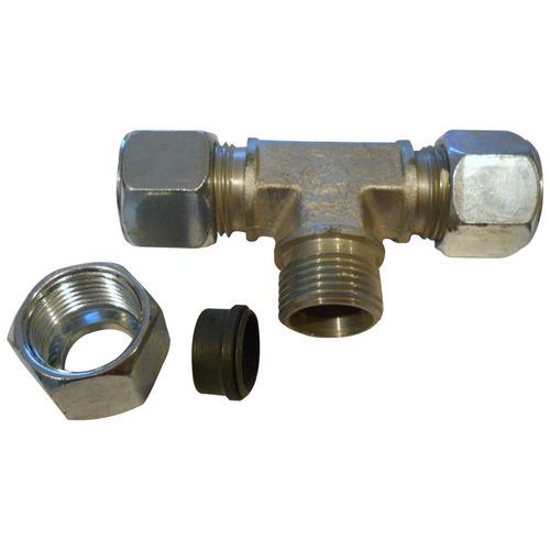 Hydraulic Bite Type Fittings, Size: 2 Inch