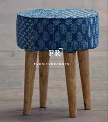 Cafe Furniture Designer Footstool Hotel & Resort Seating