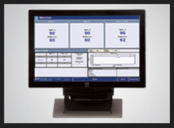 Oxinet Monitor, for Hospitals