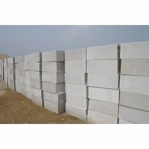 Cement Light Weight Bricks Shape Rectangular Size 600x250 600x200 Mm Rs 40 Piece Id 15770173997