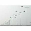 5 M Dual-arm Grp Pole, For Street