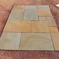 Buff Mix Color Sandstone